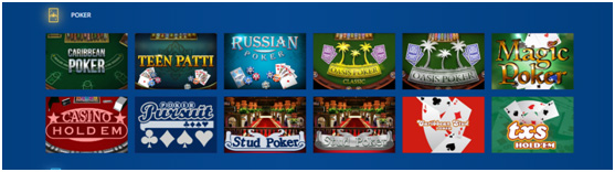 Pokerlar turi